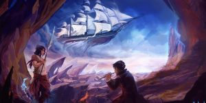The Wandersail, by Ryland Malcolm