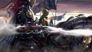 Knight Radiant, by Antti Hakosaari